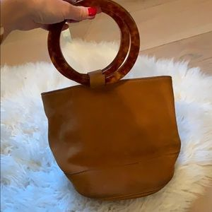 Simon Miller Bags - Classic brown suede bag